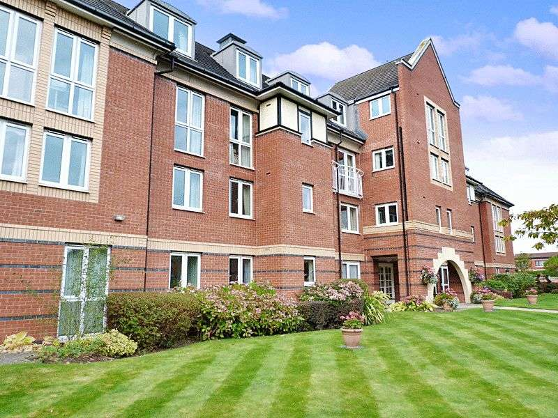 2 Bedrooms Retirement Property for sale in Hillary Court, Formby, L37 3PS