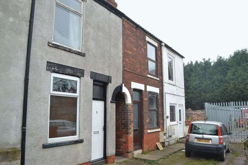 2 Bedrooms Terraced House for sale in Clapsons Lane, Barton Upon Humber
