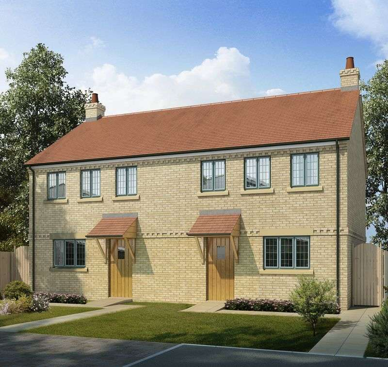 3 Bedrooms Semi Detached House for sale in EYNSHAM, Plot 9 Woodlands Place OX29 4NH