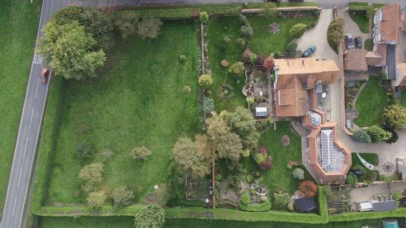 5 Bedrooms Detached House for sale in The Chase, Hall Lane, Welbourn