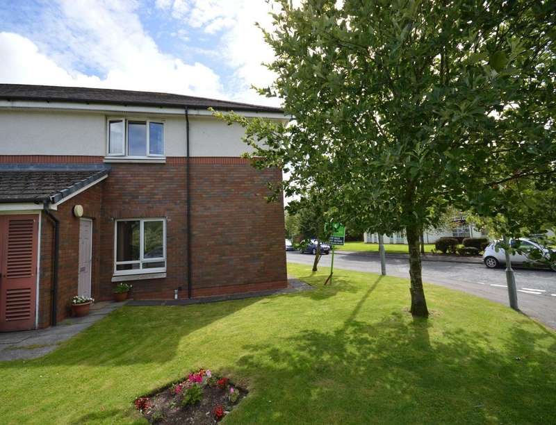 2 Bedrooms Flat for sale in Noble Grove, Dumfries, DG1
