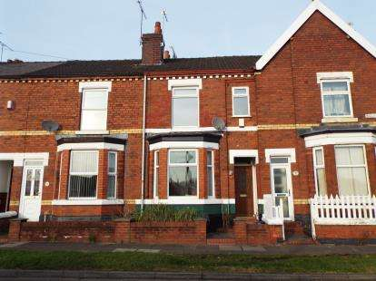 3 Bedrooms Terraced House for sale in Bulkeley Street, Crewe, Cheshire