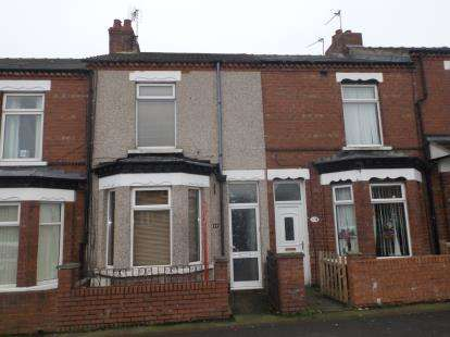 2 Bedrooms Terraced House for sale in Longfield Road, Darlington, County Durham