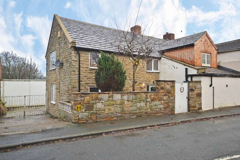 3 Bedrooms Cottage House for sale in Dennington Lane, Crigglestone, Wakefield