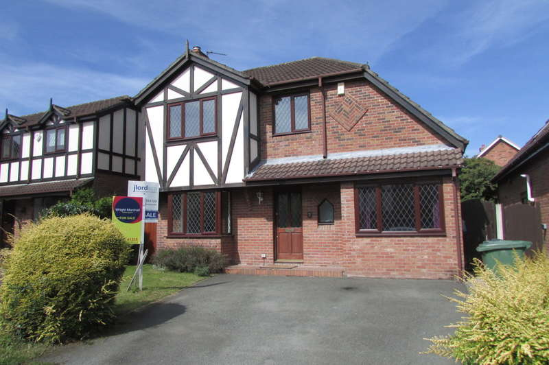 4 Bedrooms Detached House for sale in Barnside Way, Moulton