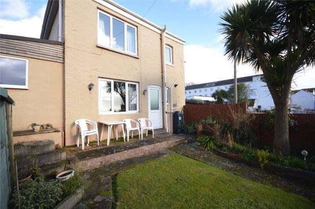 3 Bedrooms Detached House for sale in Grove Crescent, Teignmouth, Devon