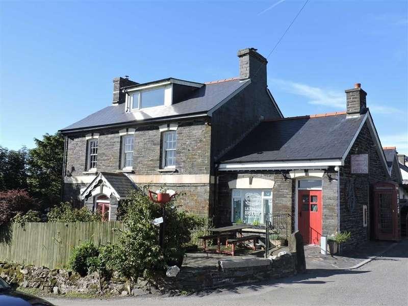 4 Bedrooms Detached House for sale in Rosebush, Clynderwen
