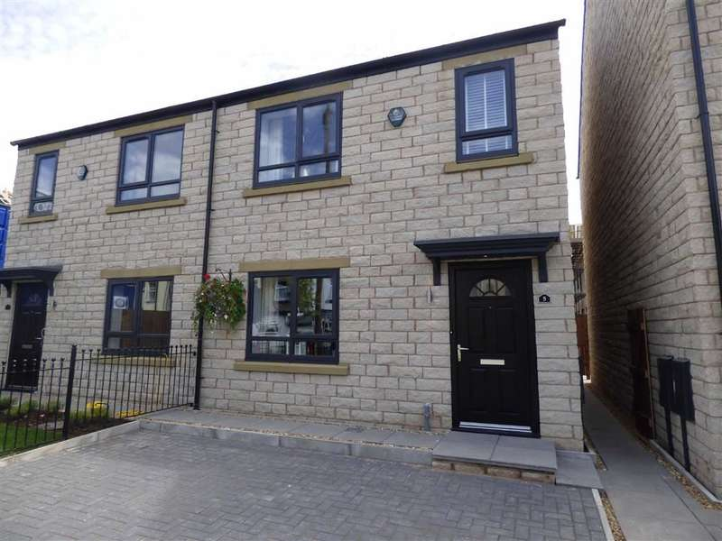 3 Bedrooms Property for sale in Plot 7 Whinberry Place, 7 Bilberry Place, RAWTENSTALL, Lancashire, BB4