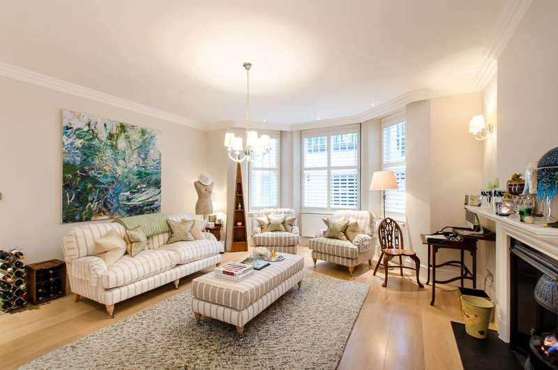 3 Bedrooms Flat for sale in Stanhope Gardens, South Kensington, SW7