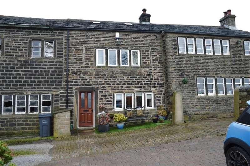 2 Bedrooms Cottage House for sale in Cockley Cote, Upper Slaithwaite, Huddersfield, HD7 5UZ