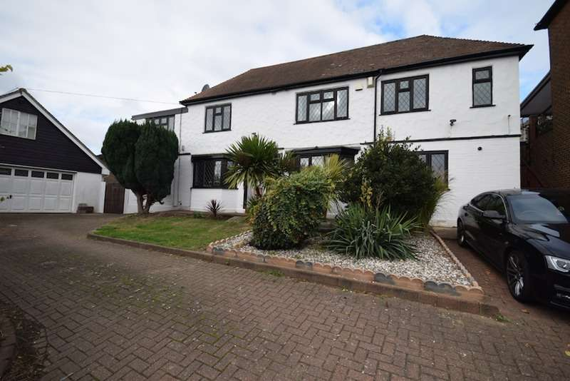 4 Bedrooms Detached House for sale in Everest Lane, Rochester, Kent, ME2