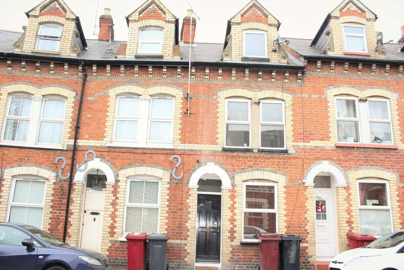 4 Bedrooms Terraced House for rent in Sackville St., Reading