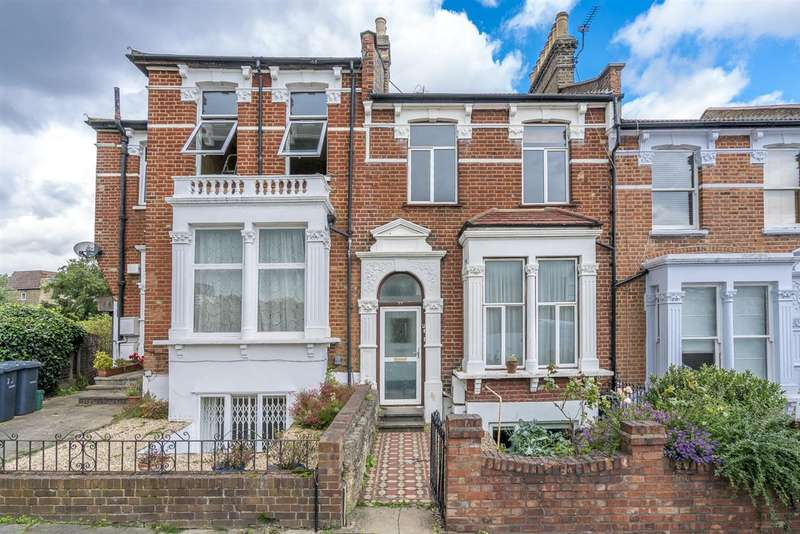 3 Bedrooms Maisonette Flat for sale in Lothair Road North, London