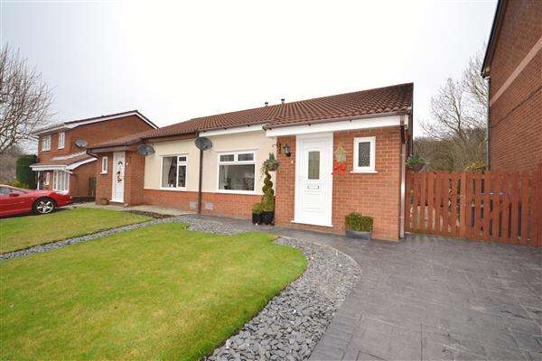 2 Bedrooms Bungalow for sale in The Cedars, Eaves Green, Chorley