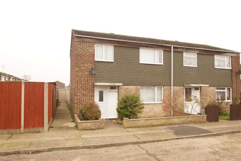 3 Bedrooms Semi Detached House for sale in Lord Holland Road, Colchester