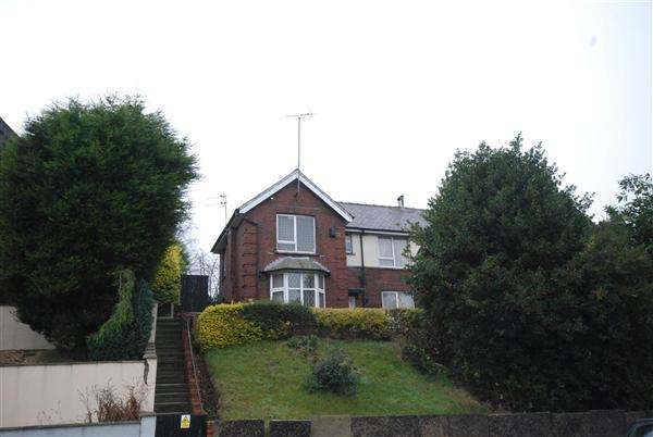 3 Bedrooms Semi Detached House for sale in Queensway, Rochdale