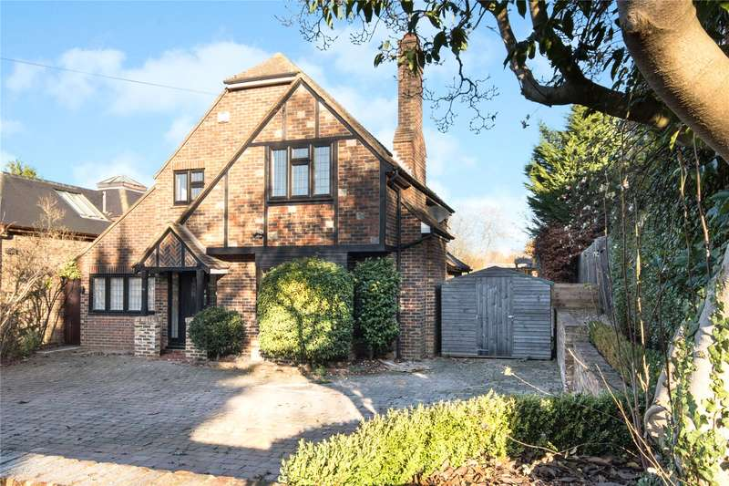 3 Bedrooms Detached House for sale in Wayneflete Tower Avenue, Esher, Surrey, KT10