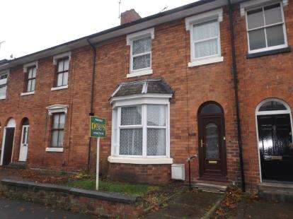 3 Bedrooms Terraced House for sale in Farfield, Kidderminster, Worcestershire