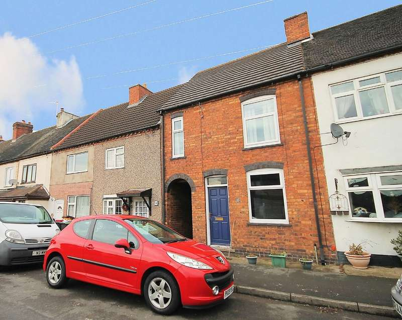 3 Bedrooms Terraced House for sale in Green Lane, Birchmoor, Tamworth, B78 1AG