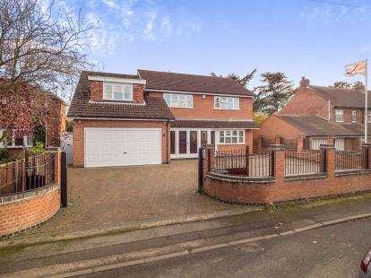 4 Bedrooms Detached House for sale in Wellington Road, Burton Joyce, Nottingham