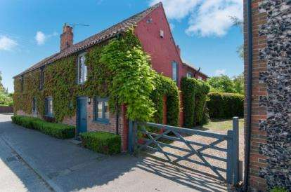4 Bedrooms Detached House for sale in Hockwold, Thetford, Norfolk