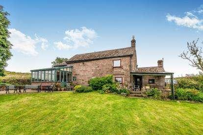 3 Bedrooms Detached House for sale in Upper Hulme, Leek, Staffordshire