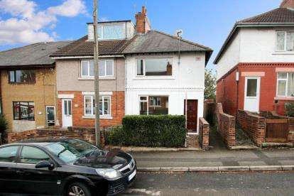 2 Bedrooms Semi Detached House for sale in Howard Road, Bramley, Rotherham, South Yorkshire