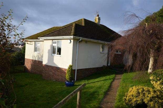 3 Bedrooms Detached Bungalow for sale in Scoresby Close, Brunel Park, Torquay, Devon