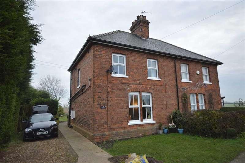 2 Bedrooms Property for sale in Great Stanks, Benningholme Lane, Skirlaugh, East Yorkshire