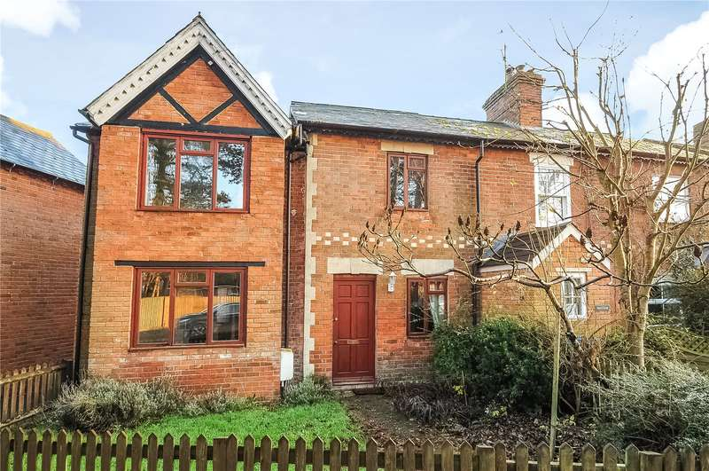 3 Bedrooms End Of Terrace House for sale in Winkfield Row, Winkfield Row, Berkshire, RG42