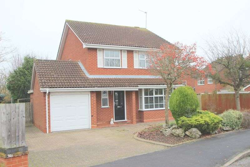 3 Bedrooms Detached House for sale in St Andrews Crescent, Stratford upon Avon
