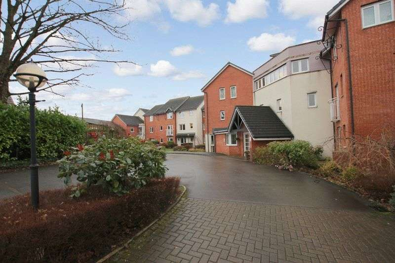 1 Bedroom Retirement Property for sale in Smithy Court, Stockport, SK6 6GB