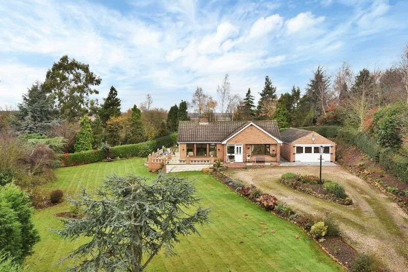 2 Bedrooms Detached Bungalow for sale in Tuxford Road, Kirton