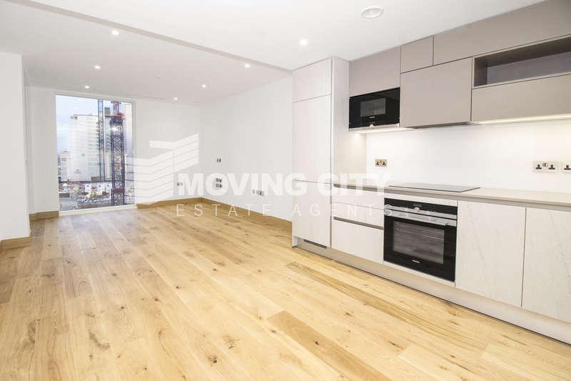1 Bedroom Flat for sale in Paddington Exchange, Hermitage Road, Paddington