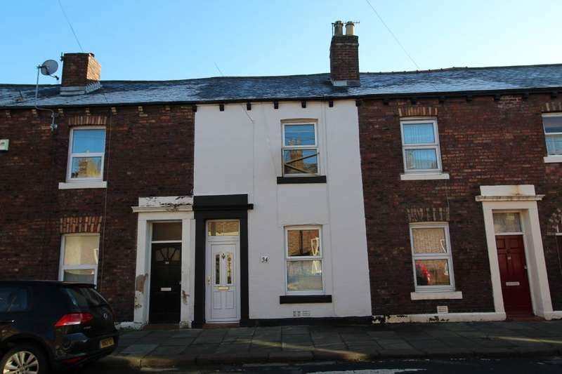 2 Bedrooms Property for sale in Close Street, Carlisle, CA1