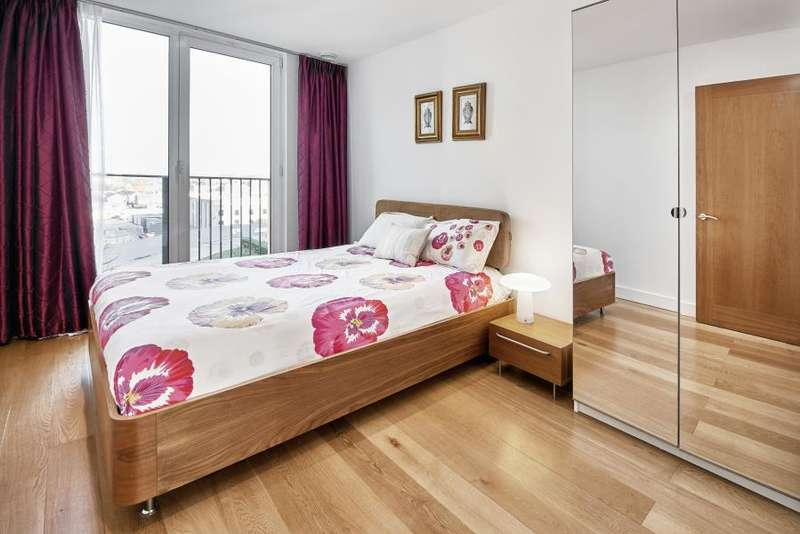 2 Bedrooms Flat for sale in Capital East Apartments, 21 Western Gateway, London, E16
