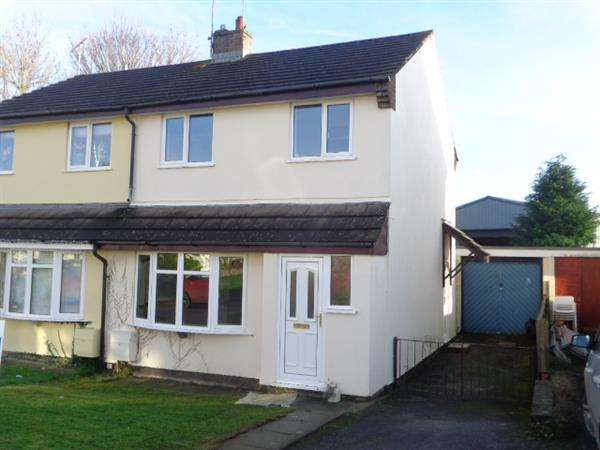3 Bedrooms Semi Detached House for sale in 4 Hop Gardens Road