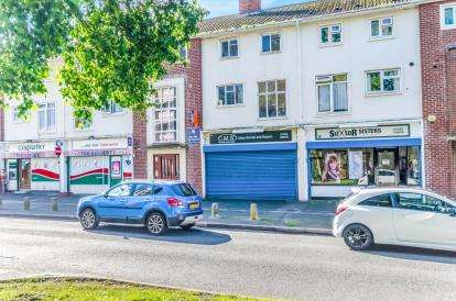 3 Bedrooms Maisonette Flat for sale in Harrowby Road, Wolverhampton, West Midlands