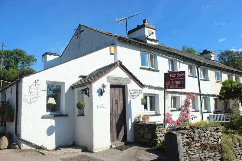 4 Bedrooms Semi Detached House for sale in Heaning Farmhouse, Heaning Lane, Windermere