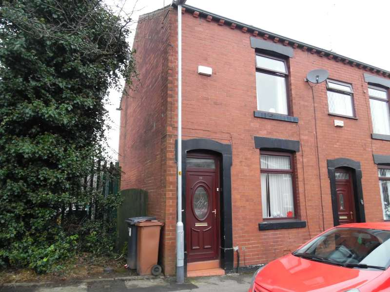 2 Bedrooms Terraced House for sale in Brunswick Street, Shaw