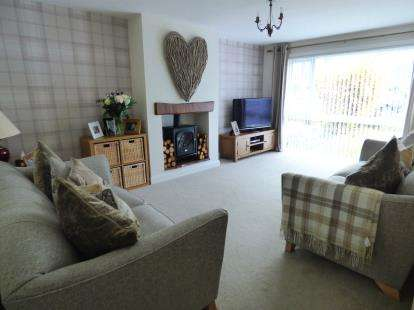 2 Bedrooms Bungalow for sale in The Rookery, Broughton, Chester, Flintshire, CH4
