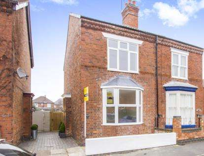 3 Bedrooms Semi Detached House for sale in Sandford Road, Syston, Leicester, Leicestershire