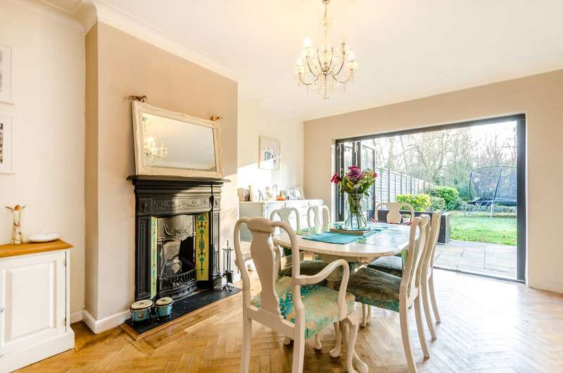 4 Bedrooms House for sale in Forsyte Crescent, Crystal Palace, SE19