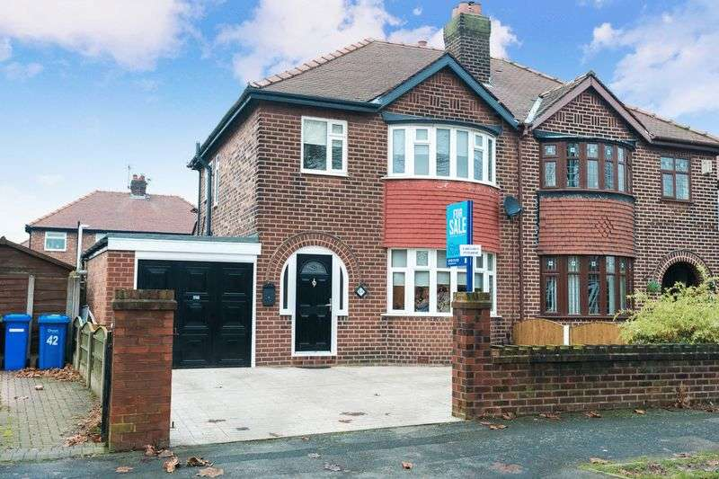 3 Bedrooms Semi Detached House for sale in Withers Avenue, Warrington