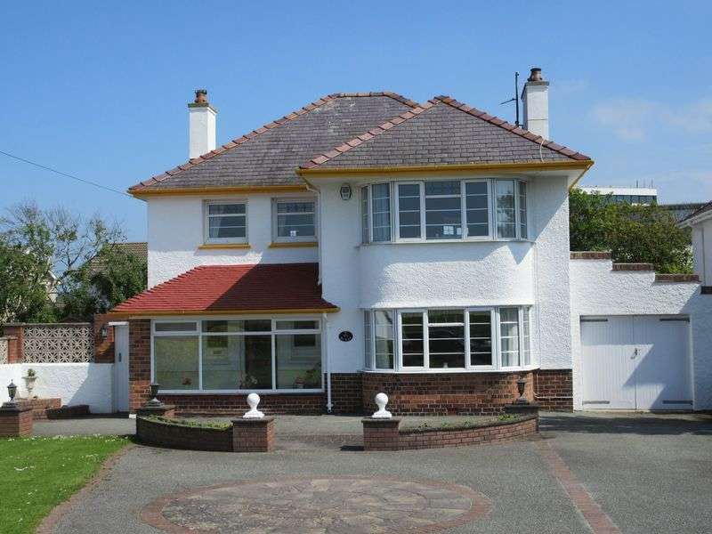 3 Bedrooms Detached House for sale in 7 New Park Road, Holyhead