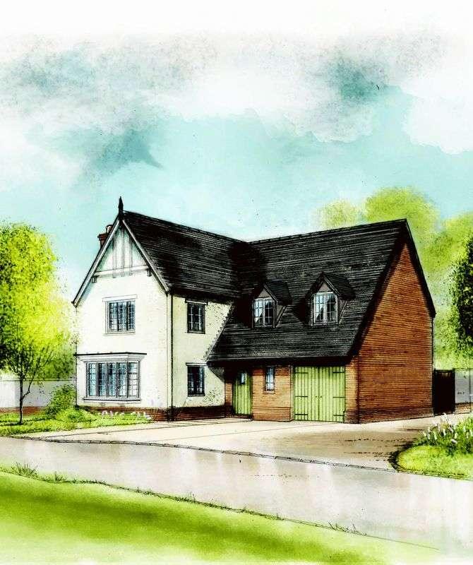 4 Bedrooms Detached House for sale in Buckthorn Drive, Barrow Upon Soar