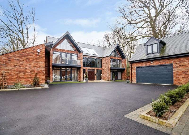6 Bedrooms Detached House for sale in Lichfield Lane, Mansfield