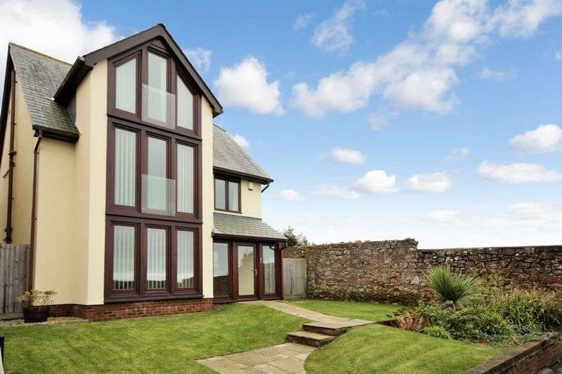 4 Bedrooms Detached House for sale in St Decumans Heights