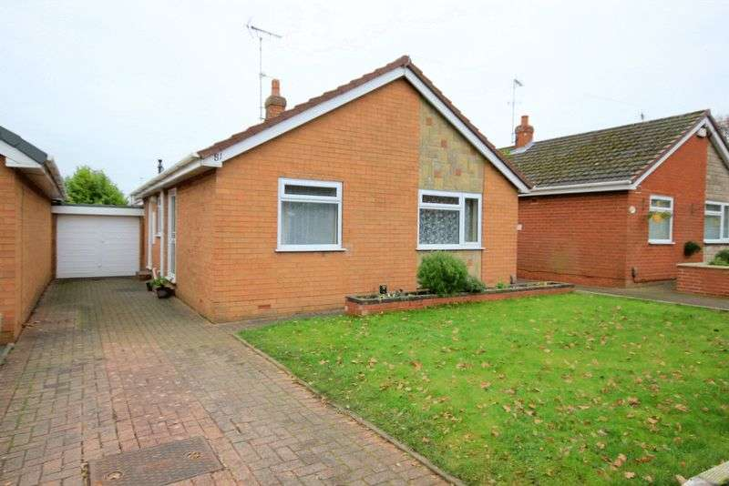 2 Bedrooms Detached Bungalow for sale in Pirehill Lane, Stone