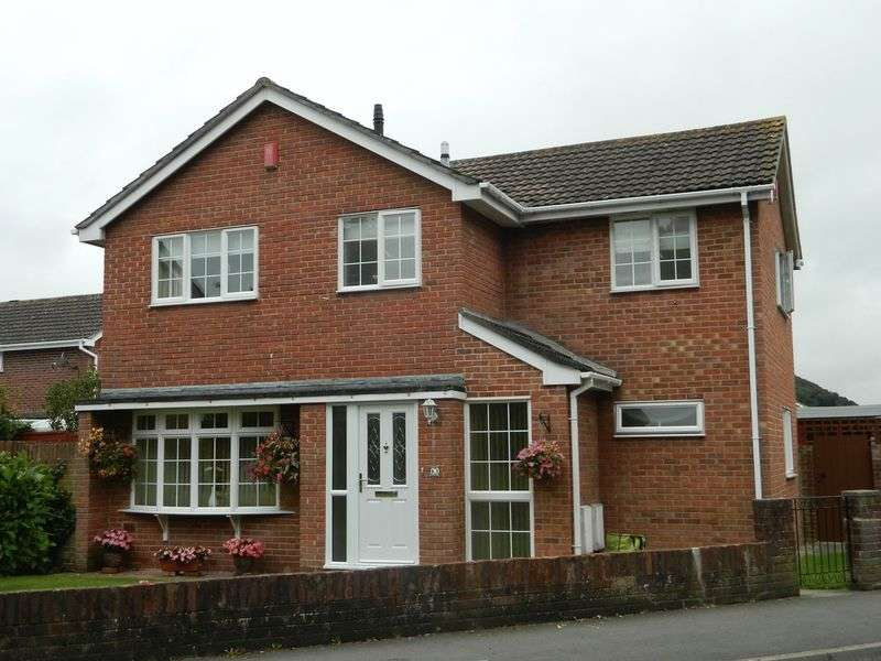 4 Bedrooms Detached House for sale in NORTH WORLE